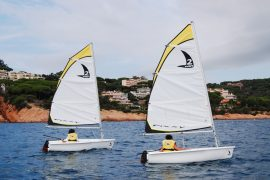 Children Sailing week