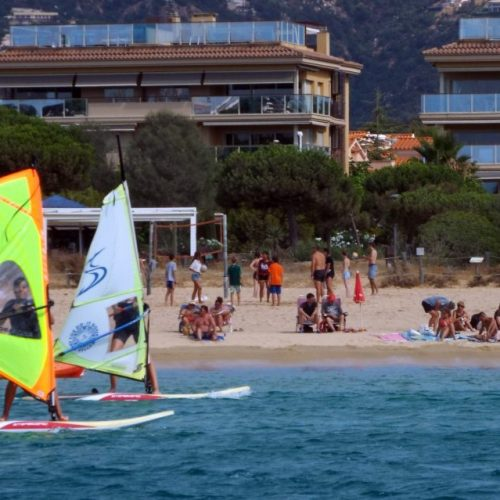 5 days Windsurfing course