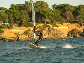 Classes particulars de WINDSURF