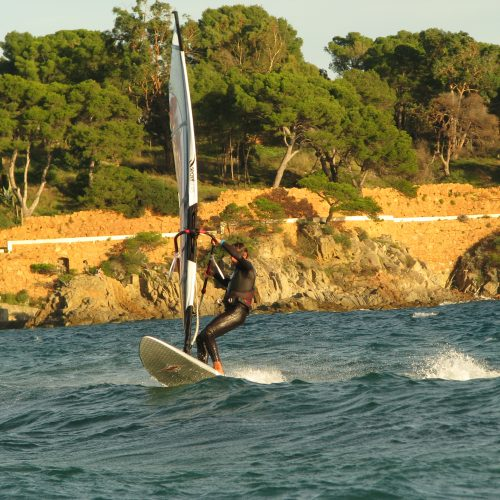 Windsurf private lesson