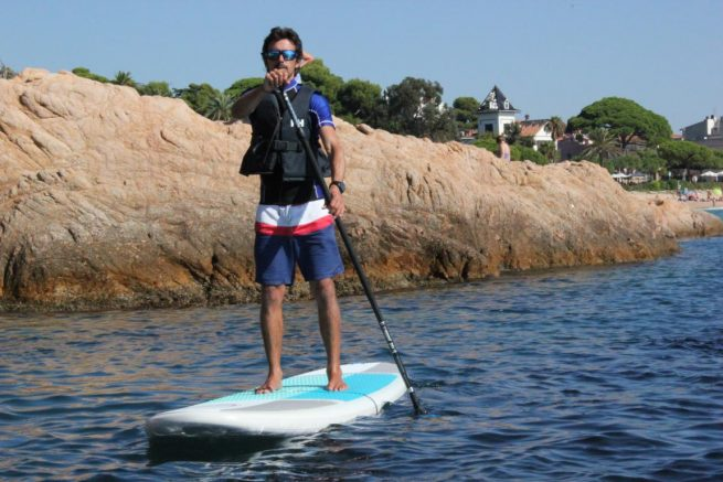 classe particular paddle surf