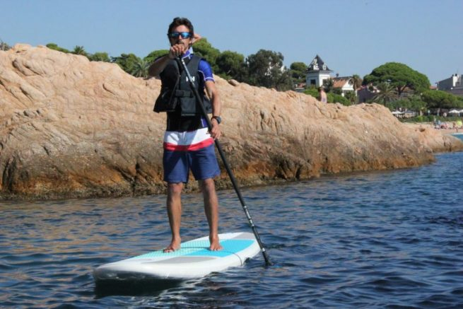 classe particulier paddle surf