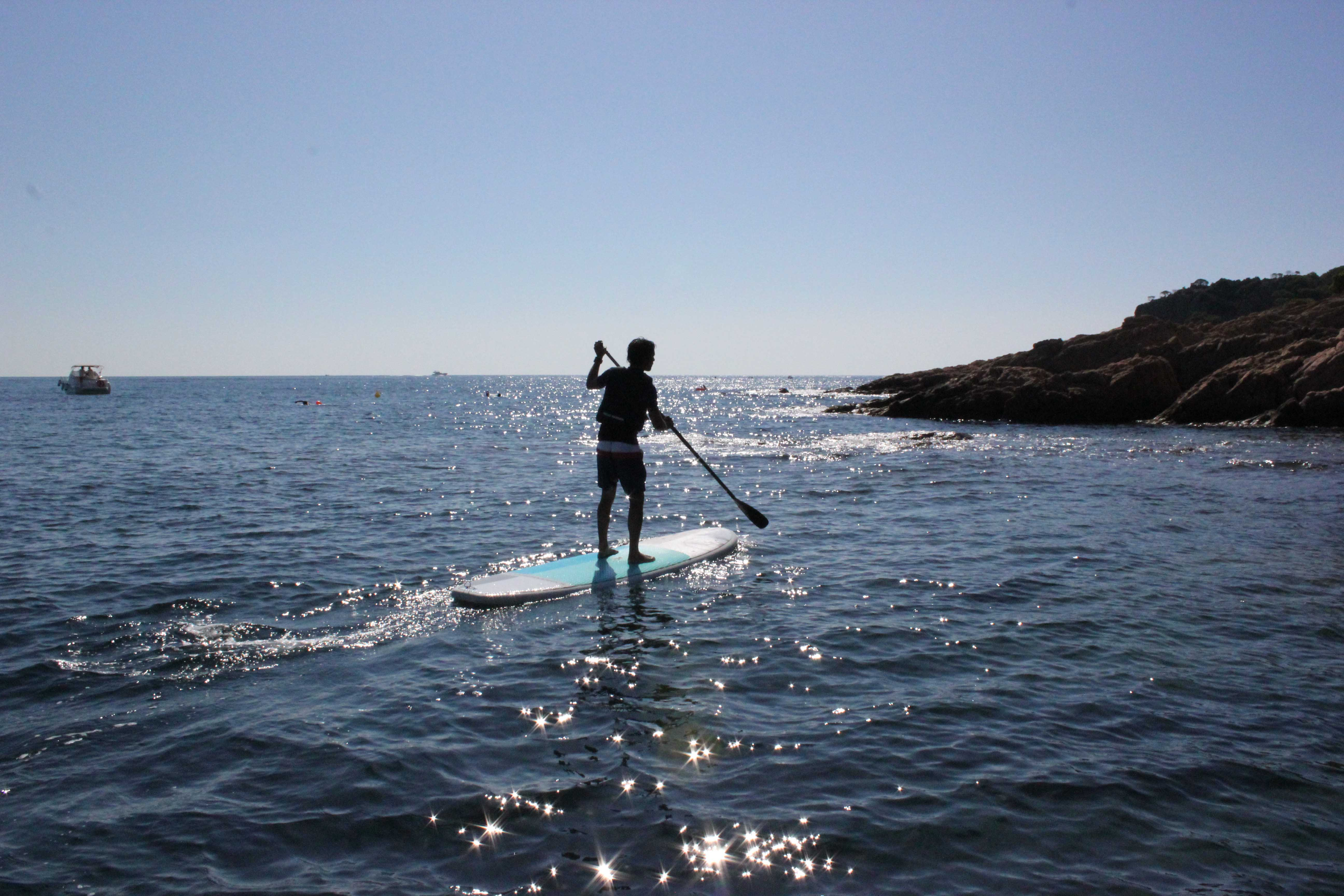 Monitor SUP stand up paddle